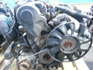 Контрактный двигатель бу Фольксваген Пассат 1,9TDi AVB 152327