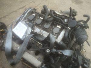 Двигатель контрактный VW 1.8т AGU 108587(AQA/ARZ/AUM/AWD/AWW) Гольф, Бора