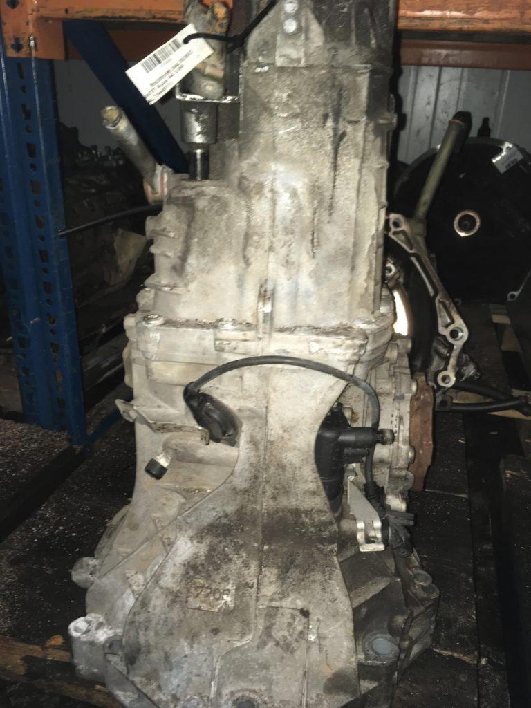 Контрактная МКПП — FTX для Ауди А6  с мотором 2,0и ALT