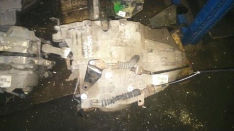 МКПП контрактная Вольво  S40 1996-2004г. 1,9д P613581