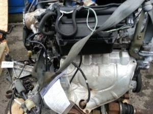 Двигатель контрактный Рено 1.6и K4M782 087742