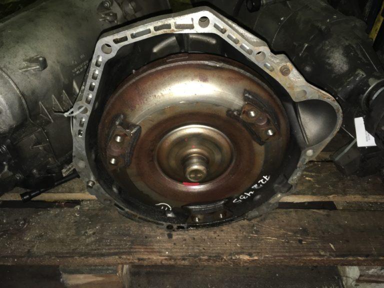 Контрактная АКПП 722.435 для Mercedes E с мотором 3,0тд 606