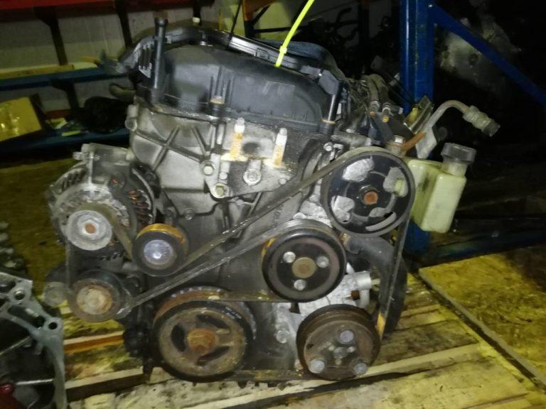 Контрактный двигатель бу Мазда 6 1,8и L8 252698