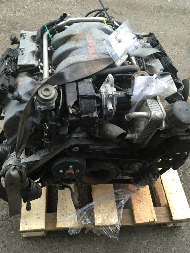 Контрактный двигатель Мерседес С260, CLK 2.6и V6 112912 30892735