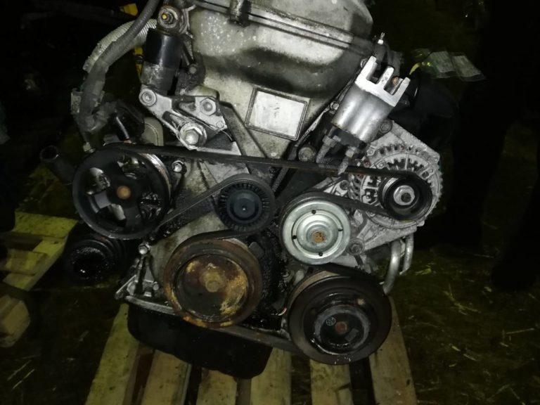 Двигатель контрактный Тойота 1.8и 1ZZ-FE 086814 для Авенсис, Селика, Королла