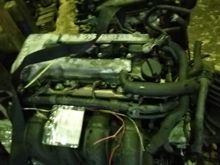 Двигатель контрактный Тойота 1.8и 1ZZ-FE 555454 для Авенсис, Селика, Королла