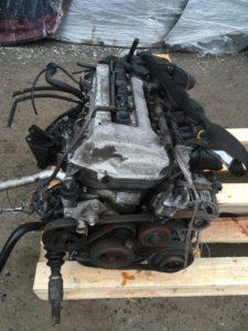Двигатель контрактный Тойота 1.8и 1ZZ-FE 277591 для Авенсис, Селика, Королла