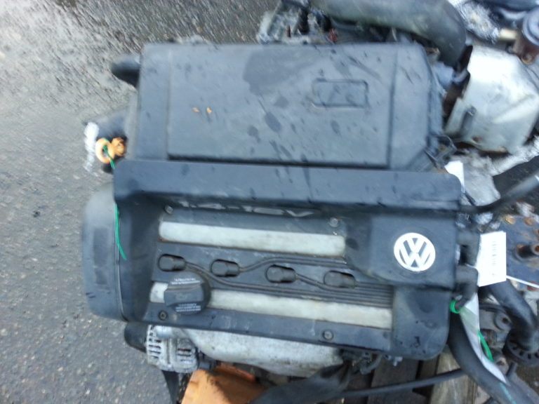 Контрактный двигатель бу VAG 1.4и 16V AHW 102260 (BKY,BBY,AKQ,APE,AUA)