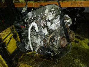 Двигатель контрактный Тойота 1.8и 1ZZ-FE 146895 для Авенсис, Селика, Королла