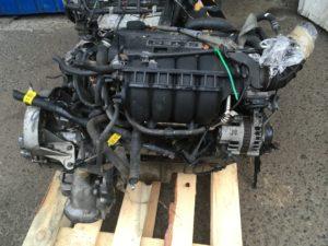Контрактный двигатель Шевроле Такума 1,6и A16DMS 329777B