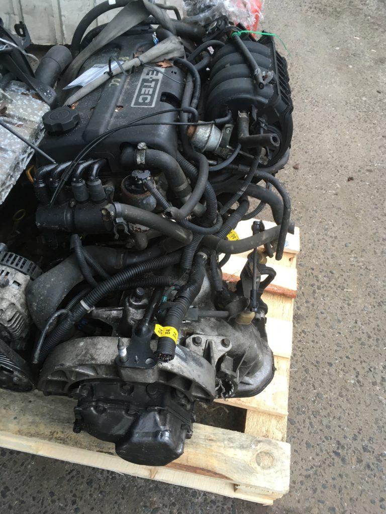 Двигатель A16DMS 1.6i