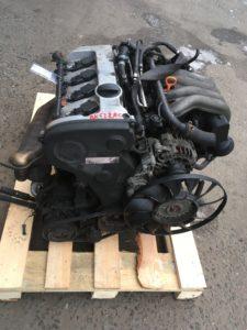 Контрактный двигатель Ауди 2.0и ALT 100796