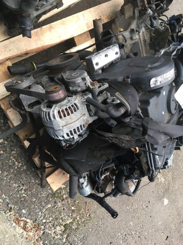 Контрактный двигатель бу VAG 1.4TDi AMF 040140