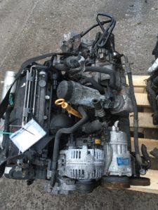 Контрактный двигатель Фольксваген 1.9TDi ASZ 135701 для Шаран, Гольф, Поло