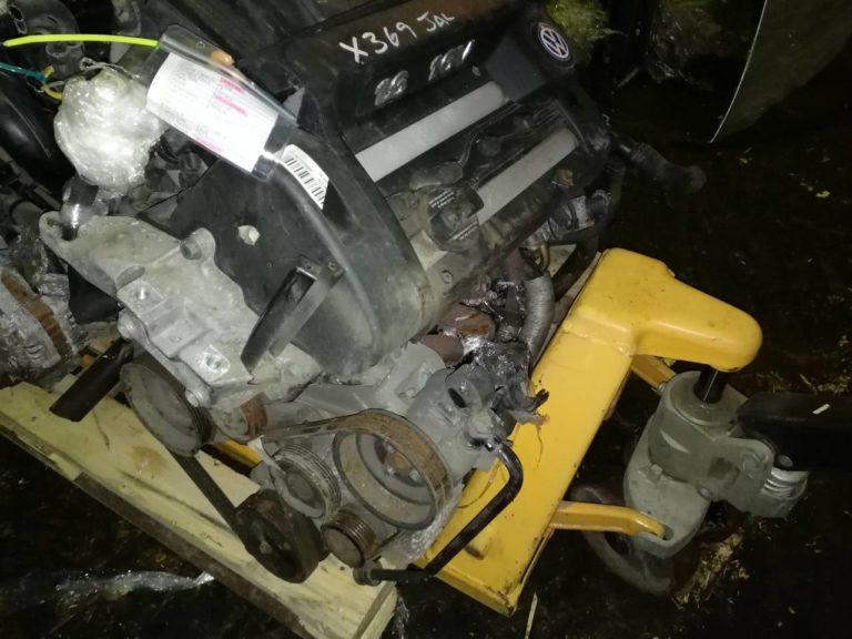 Двигатель контрактный Фольксваген Гольф, Бора 1.6i AUS 046827