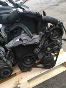 Двигатель контрактный Фольксваген Гольф, Бора 1.6i AUS 062038