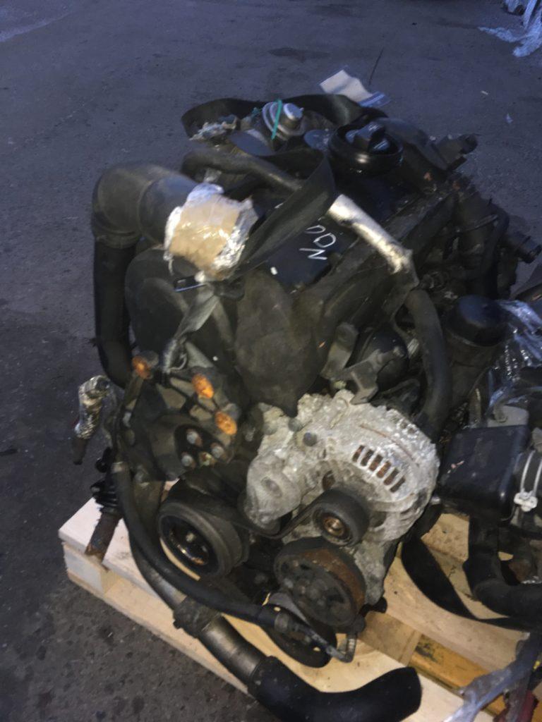 Контрактный двигатель Форд Галакси 1.9TDi AUY 3S24387