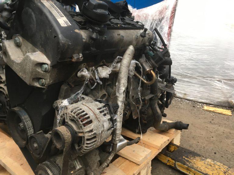 Контрактный двигатель бу VAG 1.4и 16V BKY 167189 (BKY,BBY,AKQ,APE,AUA)