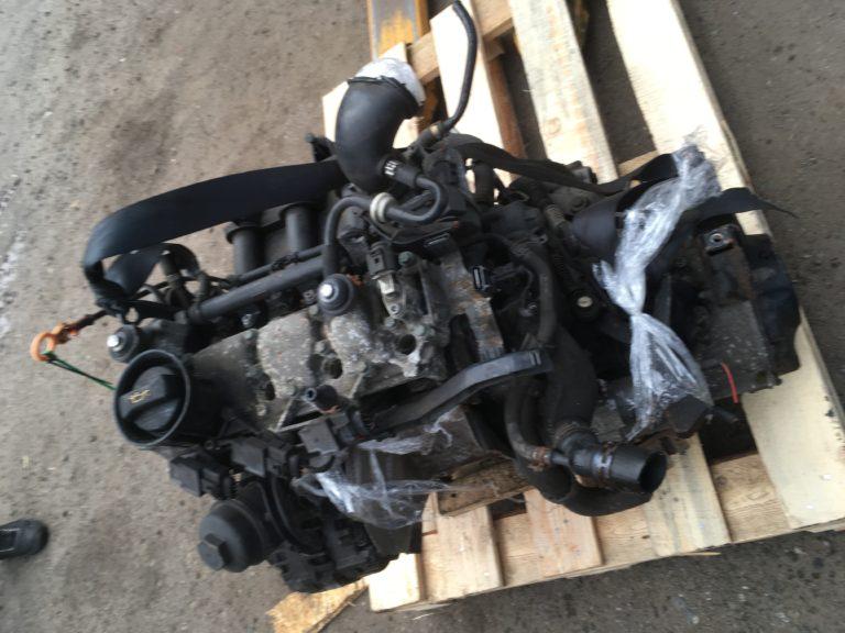 Контрактный двигатель бу VAG 1.2и BMD 100873