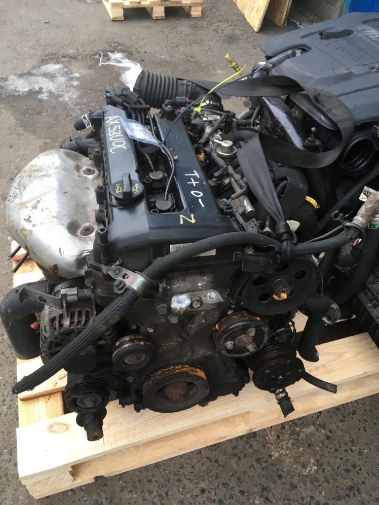 Контрактный двигатель бу Форд Мондео 3 2,0и CJBA (CJBB) 3Y25109