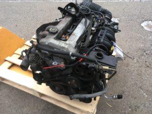 Контрактный двигатель бу Форд Мондео 3 2,0и CJBA (CJBB) YT31316