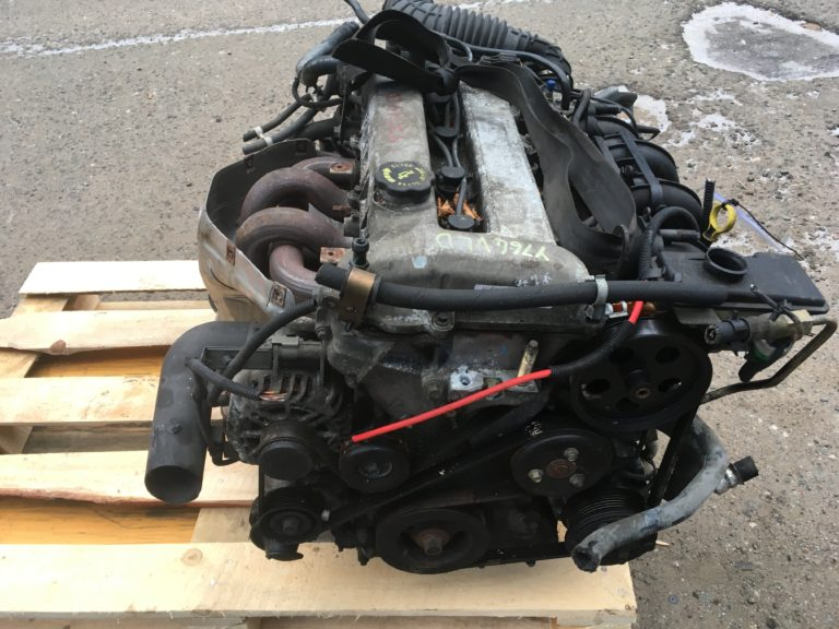 Двигатель CJBB 2.0i