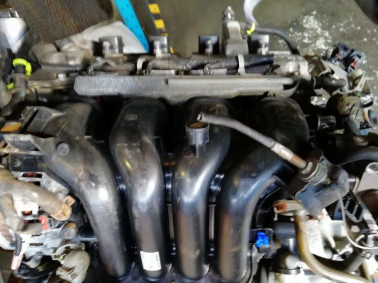 Контрактный двигатель бу Мазда 3 1,6и Z6 242685