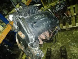 Контрактный двигатель Шевроле 1.4и F14D3 357543 на Шевроле Авео, Калос, Лачетти и Нубира