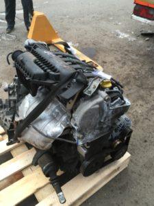 Двигатель контрактный Рено 2.0и F4R 770 C102375