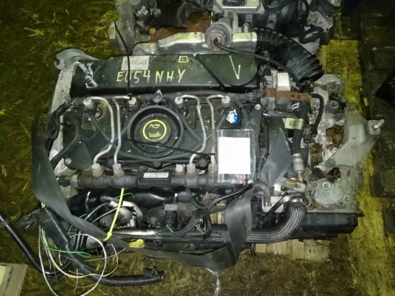Контрактный двигатель Форд Мондео 3 , Транзит 2.0TDCi FMBA 4E42114