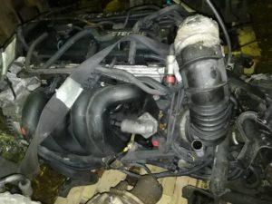 Контрактный двигатель бу Форд 1 1,6и FYDB 2S89500 (FYDB; FYDA)
