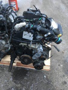 Контрактный двигатель Форд Фокус 2 1.6TDi G8DA 3M19999