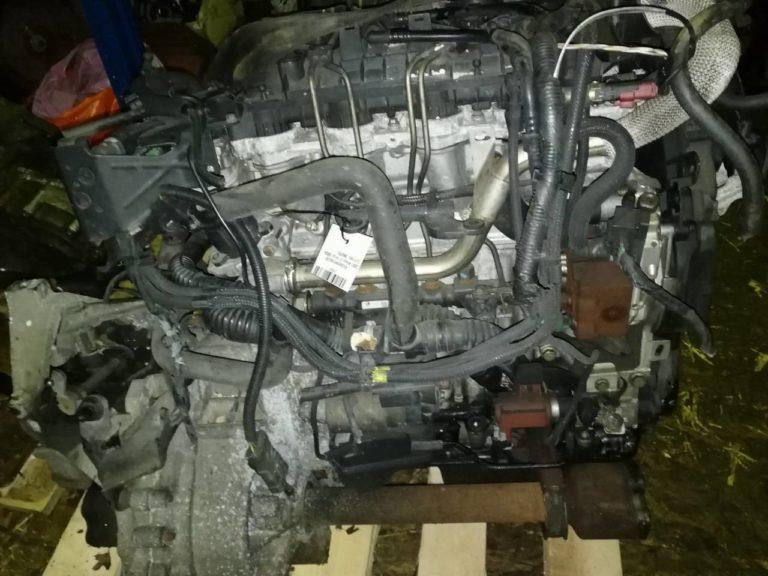 Контрактный двигатель Форд Фокус 2 1.6TDi G8DA 3U71893