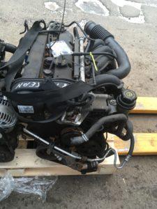 Контрактный двигатель Форд 1,6и HWDA 5G31004 100 л.с.