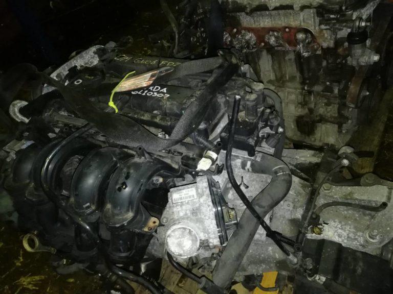 Контрактный двигатель Форд 1,6и HXDA 6L10307 115 л.с.