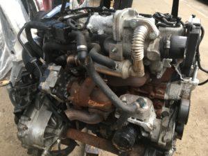 Контрактный двигатель Форд Фокус 2 1,8тд KKDA 7J37782