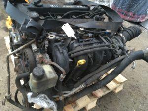 Контрактный двигатель бу Мазда 2,0и LF 462938 -(щуп в поддон)