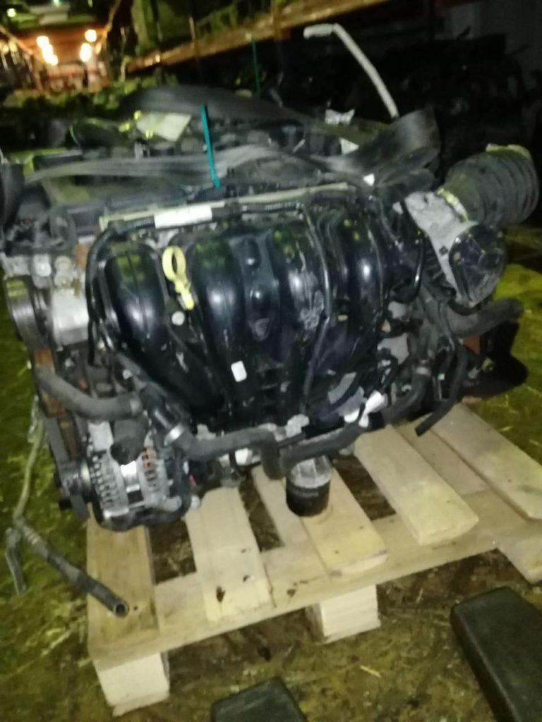Контрактный двигатель бу Форд Фокус 2 1,8и QQDA 5M13613