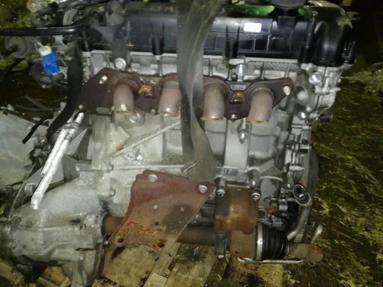Контрактный двигатель бу Форд Фокус 2 1,8и QQDB 7D65532