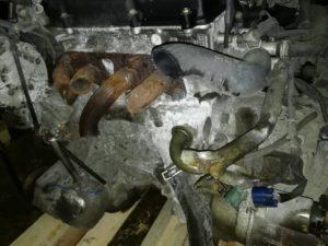 Контрактный двигатель бу Ниссан 2,0и QR20DE 595983 / QR20-DE