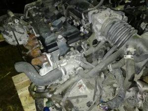 Двигатель QR20DE 2.0i