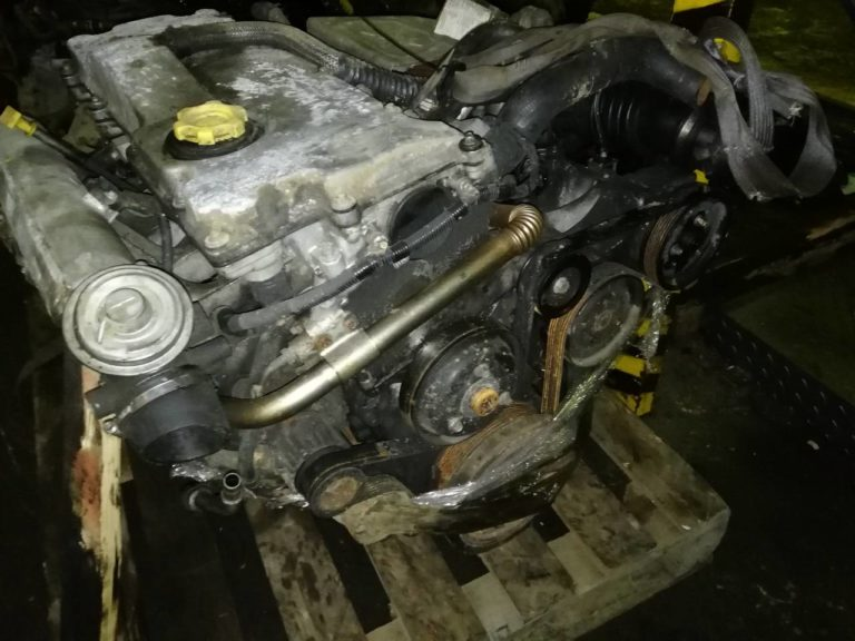 Двигатель контрактный Ленд Ровер Дискавери 2 2.5тд 10P 36095A /TD5