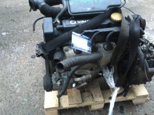 Контрактный двигатель Опель Астра F, G, Vectra 1.6и 8кл. X16SZR 02JA9634