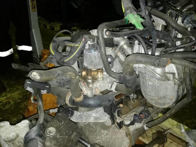 Контрактный двигатель бу Опель Астра G, Корса B 1,6и 16V X16XEL 02LY5641
