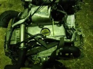 Контрактный двигатель Опель Астра, Сигнум, Вектра, Зафира 2.0ТД Y20DTH 17K27586