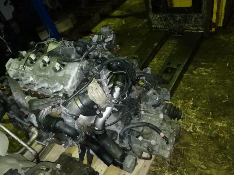 Контрактный двигатель бу Ниссан 2,2TDi YD22DDTi 76174 на Nissan (Ниссан) Almera N16 (Альмера)