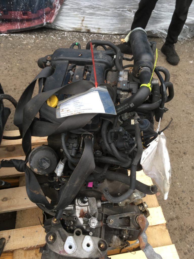 Контрактный двигатель Опель Корса, Агила 1.0и 12V TWINPORT Z10XEP 19DM4514