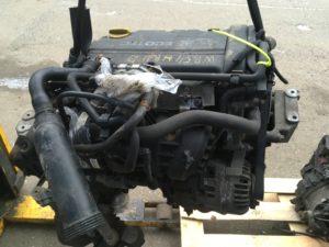 Контрактный двигатель Опель Корса, Агила 1.2и 16V TWINPORT Z12XEP 19EC0265