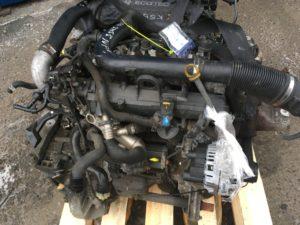 Контрактный двигатель бу Опель 1,3CDTI Z13DTH 966200