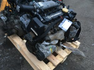 Контрактный двигатель Опель Астра, Корса, Мерива 1.6и SOHC 8кл. Z16SE 02MY5042